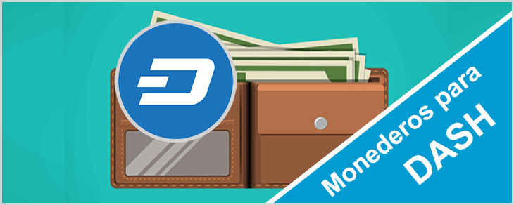 wallets para guardar DASH
