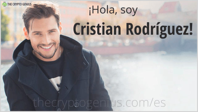 cristian rodriguez - CEO thecryptogenius.com