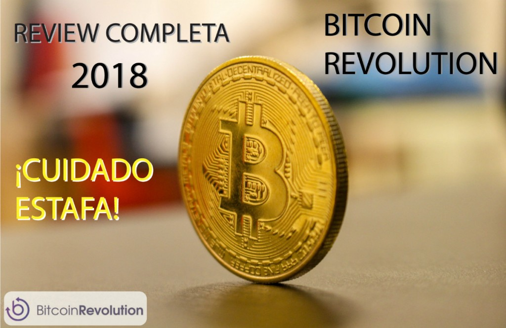 Nueva estafa Bitcoin Revolution