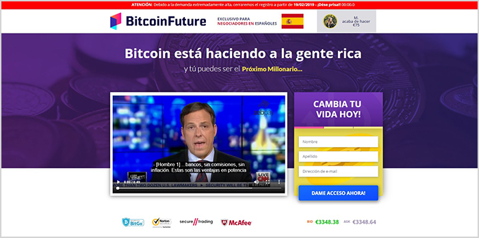 ¿qué es crypto future? software estafa
