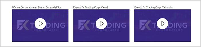 Videos de las oficinas de fx trading corporation.com en korea y vietnam