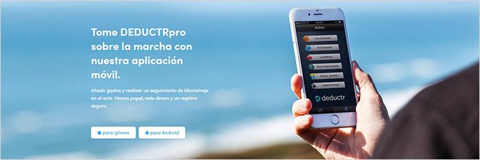 La app de Kuvera está disponible para android y para iphone