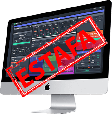 la plataforma gasta brokers no regulados