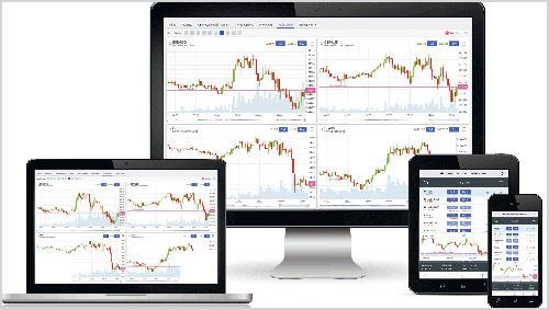 Para los mas expertos WebTrader es la mejor herramienta con informes y análisis