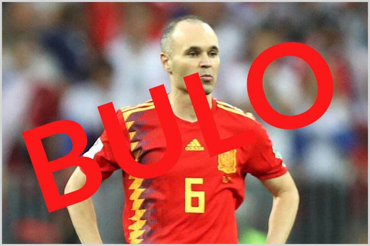 Andrés Iniesta no invierte en bitcoin evolution app