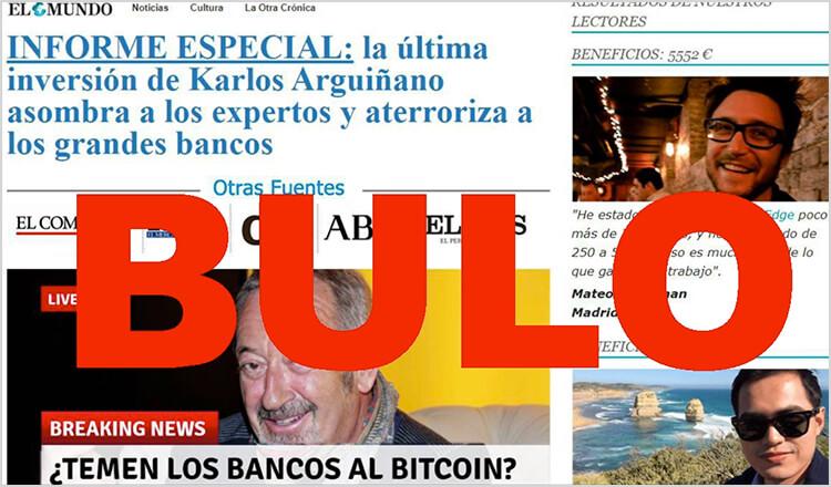 Karlos Arguiñano no ha ganado millones con Bitcoin Evolution