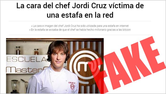 chef español jordi cruz vicitma de immediate edge