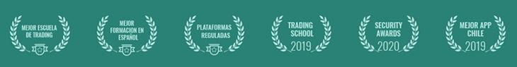 Premios y galardones de Tradermia