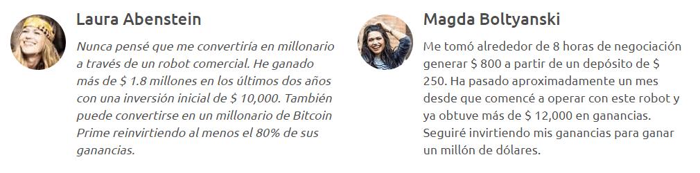 BitcoinPrime es fraude